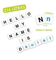 Alfabeto 216 piezas - 29032010