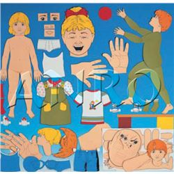 El cuerpo y expresiones facial - 29030247