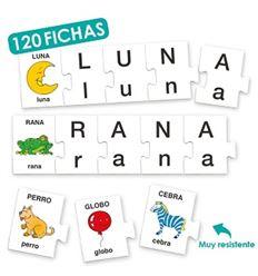Busca las letras 120 pzs - 29030670
