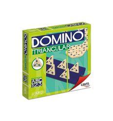 Domino triangular - 525710