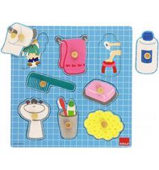 Puzzle baño - 45553032