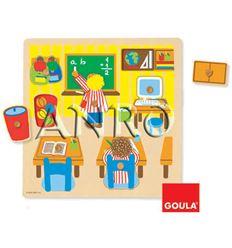 Puzzle escuela - 45553035