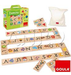 Domino abecedario - 45550268
