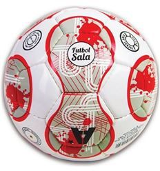 Balon futbol sala cuero soft touch 62 cm - 280700138