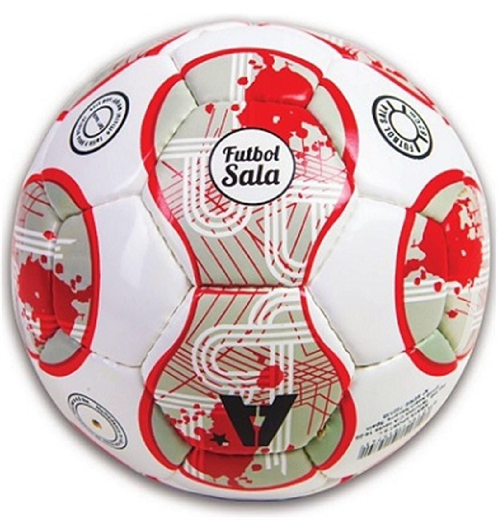 Balon futbol sala cuero soft touch 62 cm - 280700138 f441021b09225