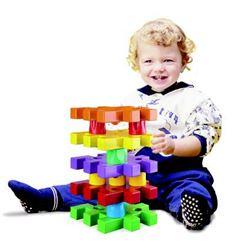 Cubo gran construccion 19 pzas - 4464045