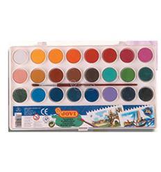 Acuarela jovi 24 colores - 00044