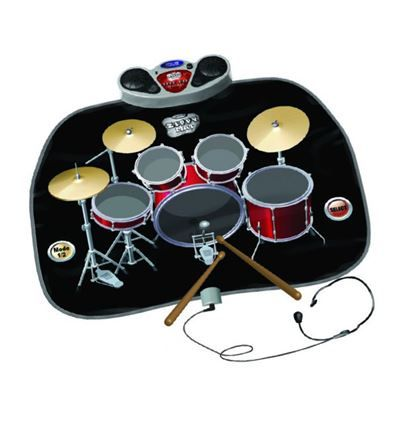PLAYMATS MUSICALES - BATERIA - 1031907