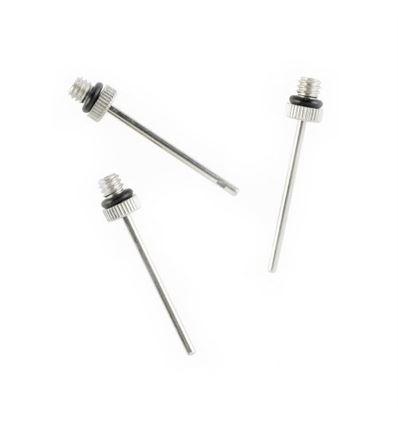 Agujas para hinchado rosca gruesa (6 unidades) - 280900925