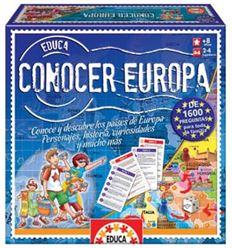 Conocer europa - 2814669