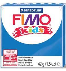 Pasta staedtler fimo kids 42g azul