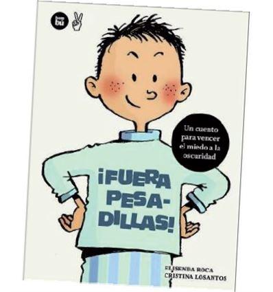 """LIBRO """"¡FUERA PESADILLAS!"""" - 70531672"""