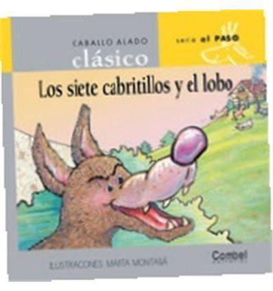 """Libro """"los siete cabritillos y el lobo"""" - 70547668"""