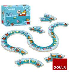 Domino oscar en el mar - 45553433