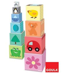 Cubos apilables 1-10 - 45555218