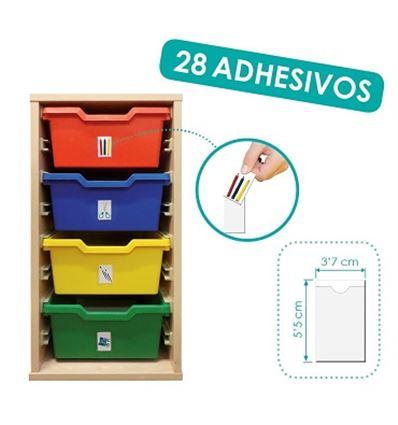 Identificador adhesivo - 29040150