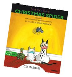 Time for a story christmas spider - 70558059