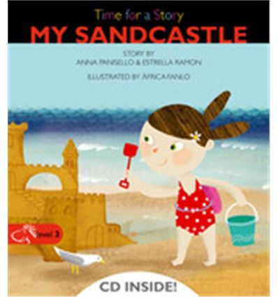 """TIME FOR A STORY """"MY SANDCASTLE"""" - 70556109"""