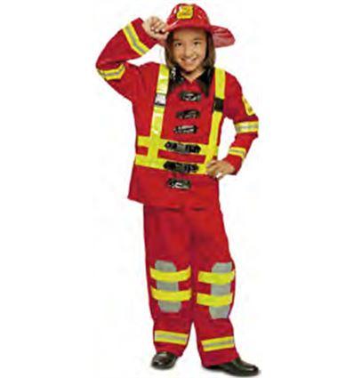 Disfraz bombero - 10900910