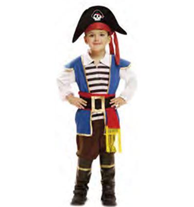 Disfraz pirata - 10902005