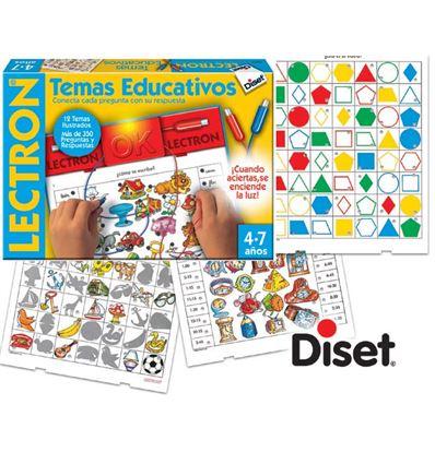 LECTRON TEMAS EDUCATIVOS - 40063819