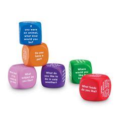Conversation cubes - 617300
