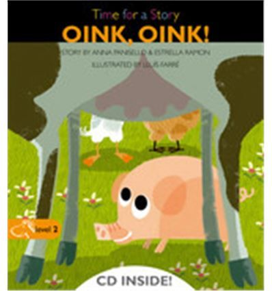 """TIME FOR A STORY """"OINK, OINK"""" - 70556123"""