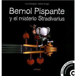 Bemol pispante y el misterio stradivarius. hasta fin stock - 75749856