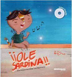 ¡ole sardina! +cd - 75765805