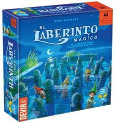 El laberinto mágico - 1054544