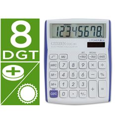 Calculadora citizen cdc-80 violeta - 45317
