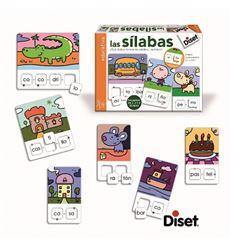 Las silabas - 40063683