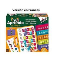 J´apprends à lire - JUEGO-AUTOCORRECTIVO-APRENDER-FRANCES-40031074