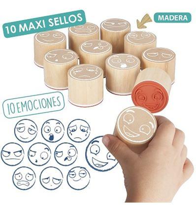 MAXI SELLO DE LAS EMOCIONES - MAXI-SELLOS-EMOCIONES