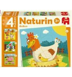Puzzle naturin granja - PUZZLE-NATURIN-GRANJA-40069977