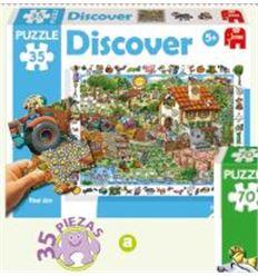 Puzzle discover granja 35 pzas. - PUZZLE-DISCOVER-GRANJA-35-PZAS-40069985
