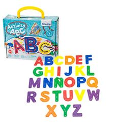 Activity abc (27 letras+10 cordones) - ACTIVITY-ABC-27 LETRAS+10-CORDONES-16545306