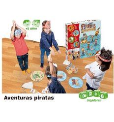 Aventuras piratas. hasta fin stock - AVENTURAS-PIRATAS-525871