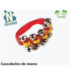 Cascabeles de mano. set 2 und. - CASCABELES-DE-MANO-280441095