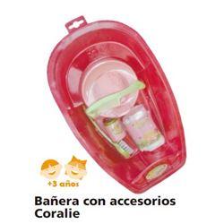 Bañera con accesorios coralie. hasta fin stock - BAÑERA-CON-ACCESORIOS-CORALIE-3951674