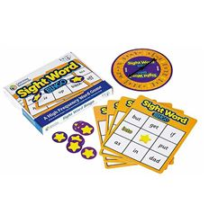 Sight word bingo - Sight-Word-Bingo-612193