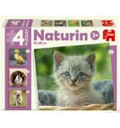 Puzzle naturin photo animales - hasta fin stock - PUZZLE-NATURIN-PHOTO-ANIMALES-40069978