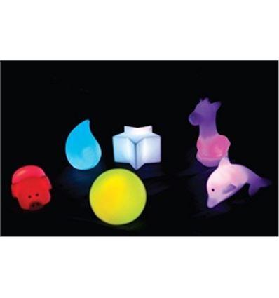 Luminosos led set 6 uds - logo
