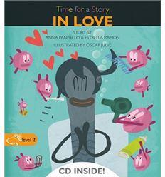 In love - logo