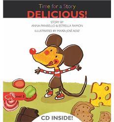 Delicious! - logo