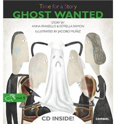 Ghost wanted - logo