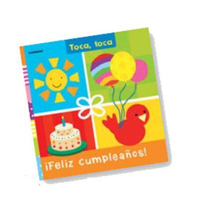 COLECCION TOCA TOCA - FELIZ CUMPLEAÑOS - CUMPLE-70510159