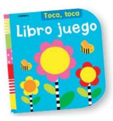 COLECCIÓN TOCA-TOCA - LIBRO DE JUEGOS - JUEGOS-70559568