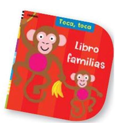 COLECCIÓN TOCA TOCA - LIBRO FAMILIAS - FAMILIAS-70558738