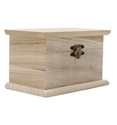 Baul madera aw 10.8x7.8x2cm - BAUL-MADERA-AW-825610